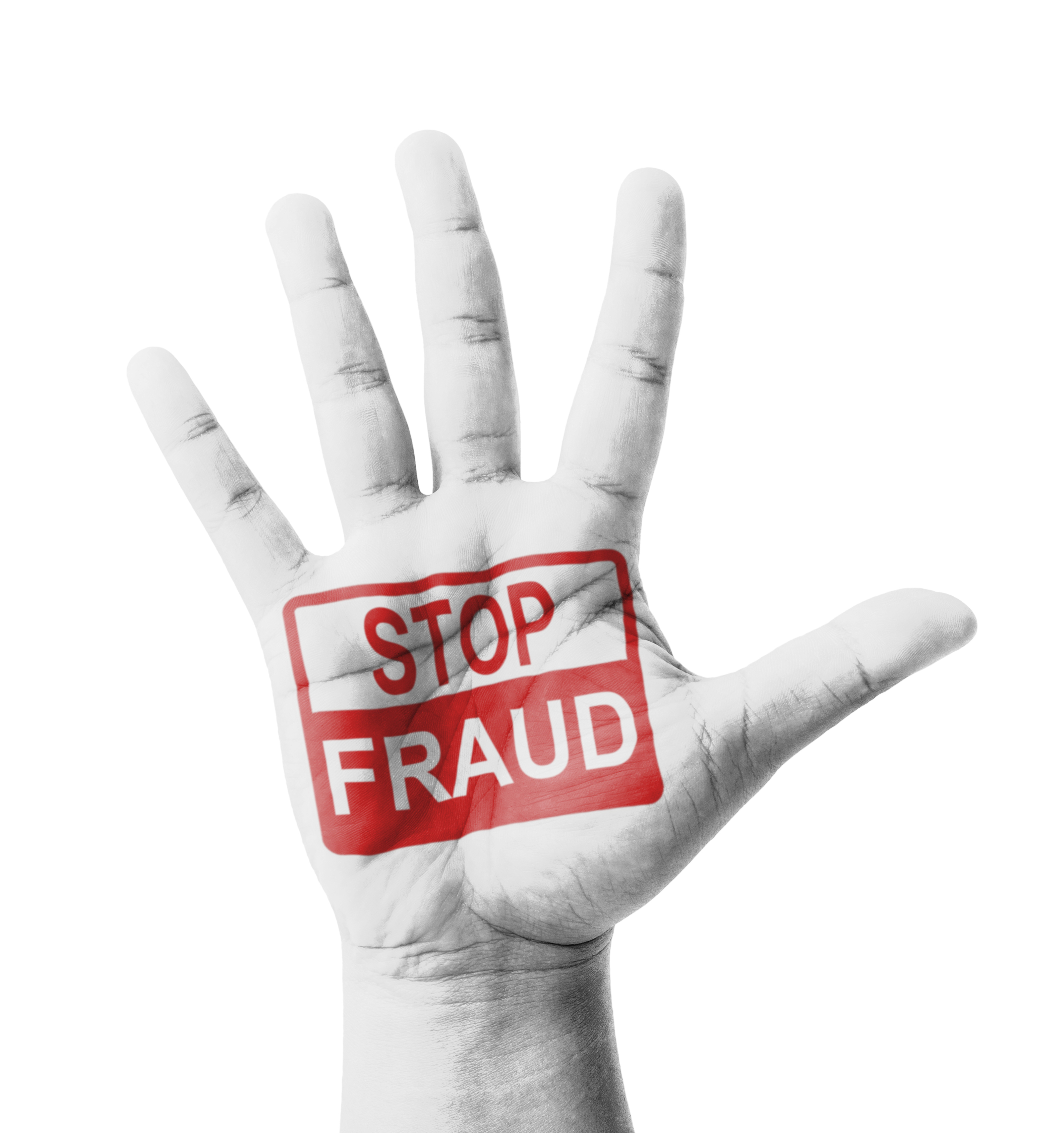 Stop Fraud Image - Large